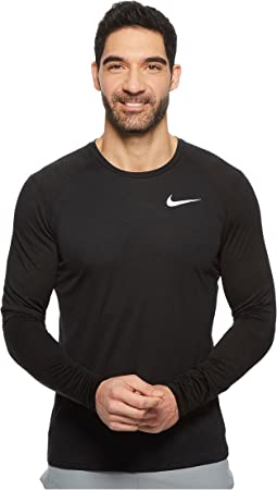 Nike - Dry Miler Long-Sleeve Running Top