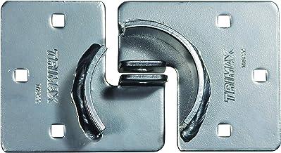 Trimax THSP2C Hockey Puck Internal Shackle Door Hasp - 2 Piece
