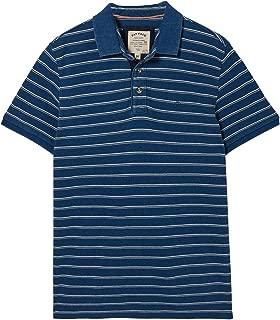 FatFace Mens Stripe Polo Shirt