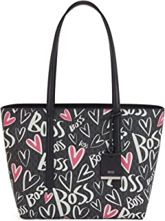 BOSS Damen Taylor Z SM_JT Shopper, Black3, ONESI