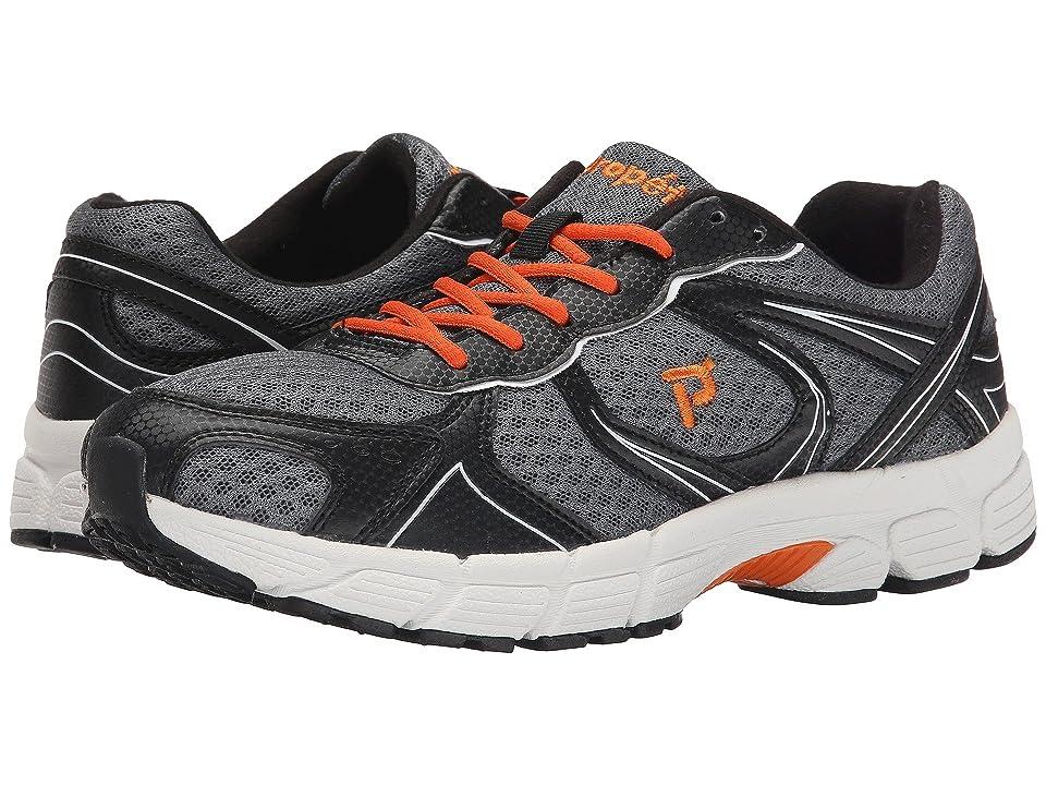 Propet XV550 (Grey/Orange) Men