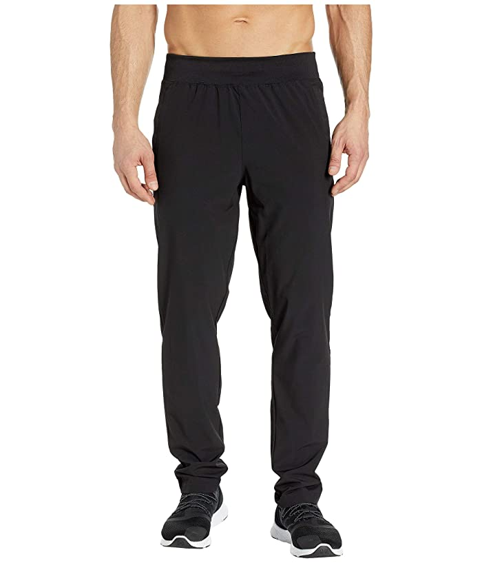Jockey Active Woven Training Pants (Black) Men