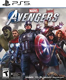 Marvel Avengers PS5 (PS4)