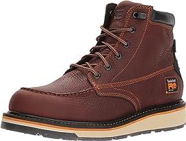 2929d3ea7b6 Carhartt. 6-Inch Steel Toe Waterproof Wedge Boot.  139.99MSRP   159.99.  Gridworks 6