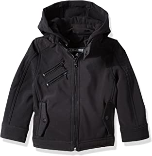 Urban Republic Boys' Soft Shell Moto Jacket