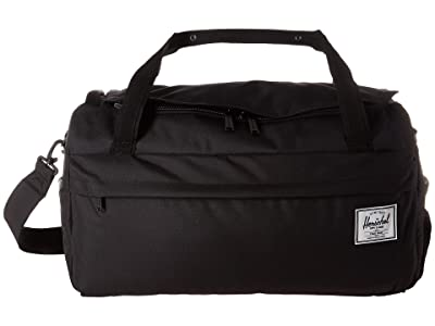 Herschel Supply Co. Outfitter Luggage 50 L (Black) Duffel Bags