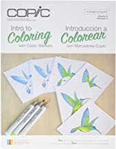 Copic Marker Intro to Coloring with Copic Book