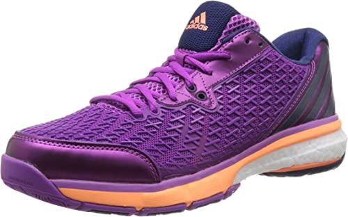 Adidas B40808, B40808, Chaussures de Volleyball Femme  qualité de première classe