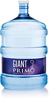 Primo 5 Gallon Refillable Water Jug, includes Coupons for 2 FREE Fills