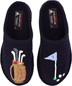Haflinger - Golf Slipper