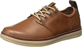 Skechers Heston-Rogic, Zapatos de Cordones Oxford Hombre