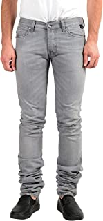 Gianfranco Ferre GF Men's Gray Slim Jeans US 31 IT 47