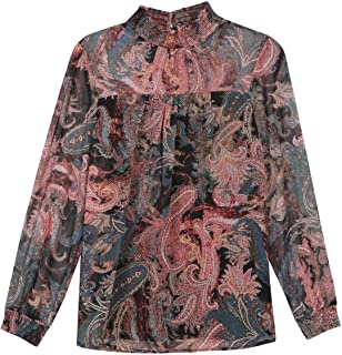 Top Secret Women's Long Sleeve Blouse