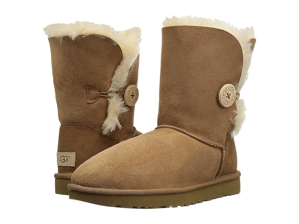 UGG Bailey Button II (Chestnut) Women's Boots