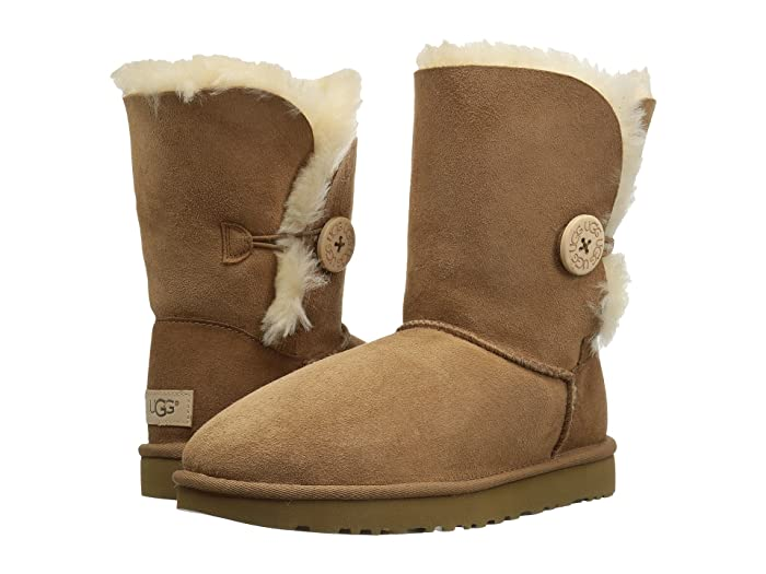 UGG  Bailey Button II (Chestnut) Womens Boots