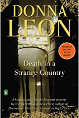 Death in a Strange Country (Commissario Brunetti Book 2) Kindle Edition