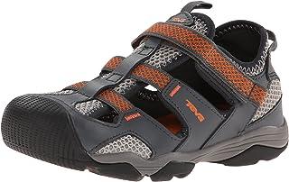 Teva Jansen Leather Kids Sport Shoe (Toddler/Little Kid/Big Kid)