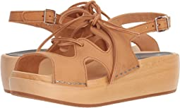 Swedish Hasbeens - Lace-Up Sandal