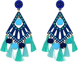 Cha-Cha Statement Earrings