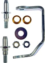 Dorman 38457 Front Passenger Side Door Hinge Pin and Bushing Kit for Select Cadillac / Chevrolet / GMC Models