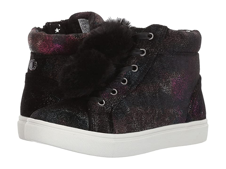 Steve Madden Kids JBrielle (Little Kid/Big Kid) (Black Multi) Girl