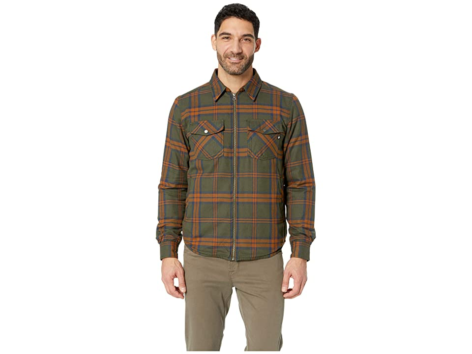 Marmot Arches Insulated Long Sleeve (Forest Night) Men