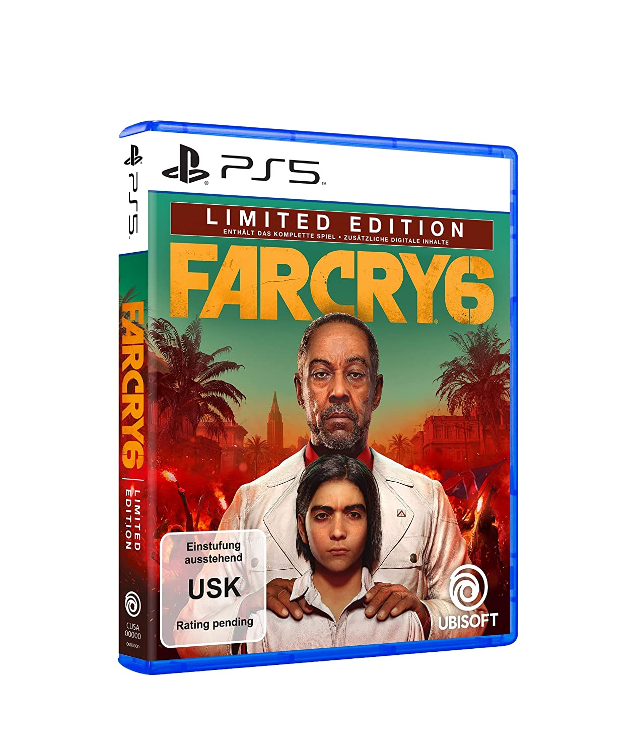 Far Cry 6 Limited Edition Edition PlayStation 5