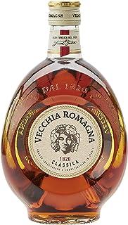 Vecchia Romagna Classica – Brandy ottenuto da metodo continuo e dall'invecchiamento nelle sole botti. Dal sapore fresco e ...