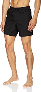 O'Neill Vert Solid Colour Men's Swim Shorts, Black Out