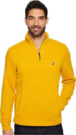Nautica - Long Sleeve 1/4 Zip Sweater