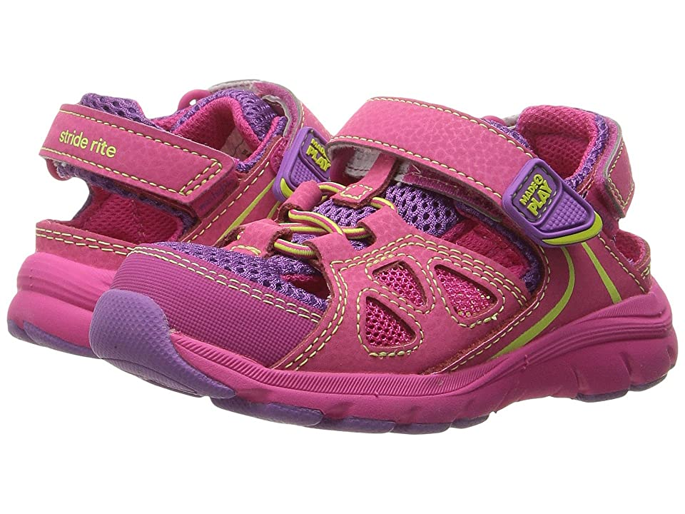 Stride Rite Made 2 Play Scout (Toddler/Little Kid) (Pink) Girl