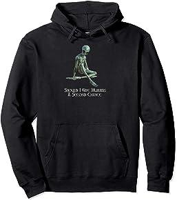 Funny Alien T-Shirt Hoodie