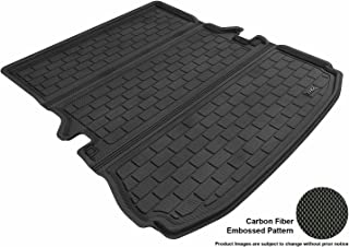 3D MAXpider Custom Fit All-Weather Cargo Liner for Select Ford Explorer Models - Kagu Rubber (Black)