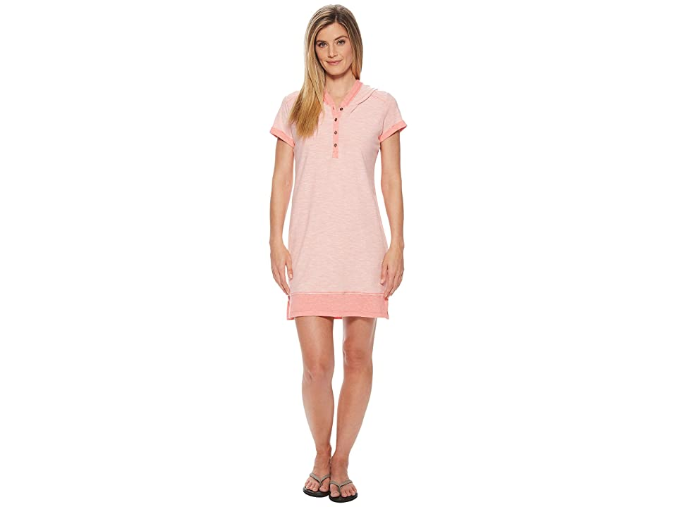 Columbia Easygoing Lite Dress (Blush Pink) Women
