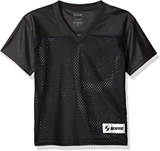 Soffe Girls' Big Football Jersey