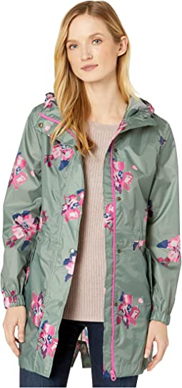 Green Spaced Floral