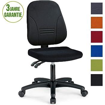 Bürostühle ohne Armlehnen