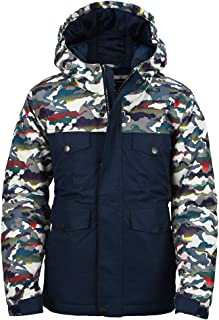 Boys Slalom Insulated Winter Jacket