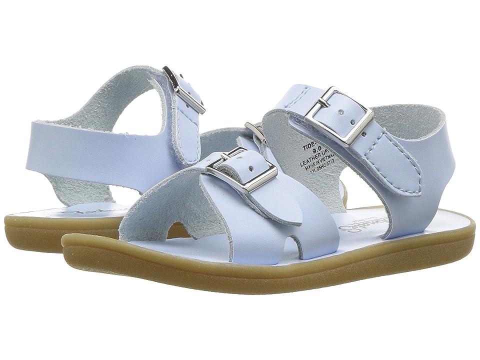 FootMates Tide (Infant/Toddler/Little Kid) (Light Blue) Kids Shoes