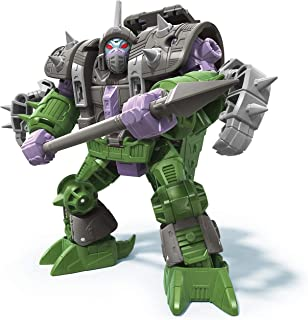 Transformers Toys Generations War for Cybertron: Earthrise Deluxe WFC-E19 Quintesson Allicon Action Figure - Kids Ages 8 a...