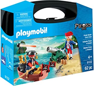 Best playmobil pirate carry case Reviews