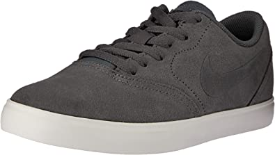 Nike SB Check Suede (GS), Chaussures de Skateboard Homme