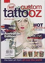 CUSTOM TATTOOZ MAGAZINE #27 2013, AUSTRALIA EDITION.