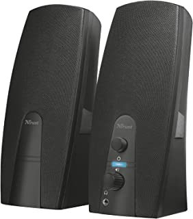 Trust Almo 2.0 PC Speaker Set (10 W, USB, voor PC/Laptop) Zwart