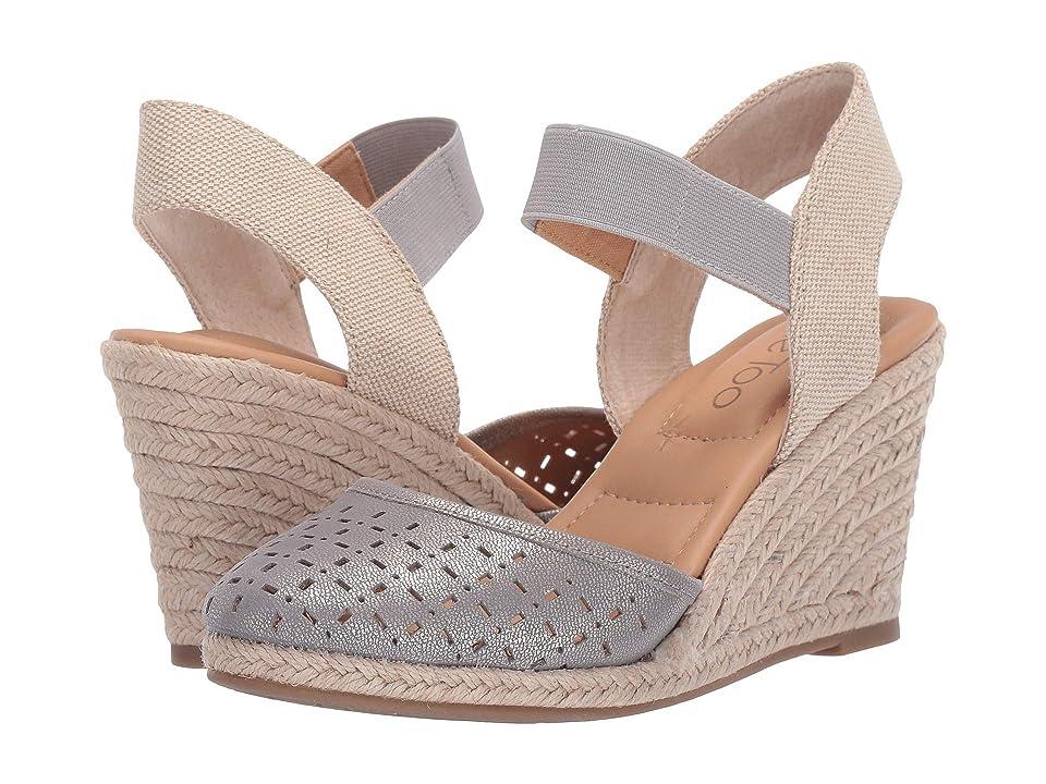 97b80b38ab9 Me Too Bess (Light Pewter Metallic) Women s Shoes