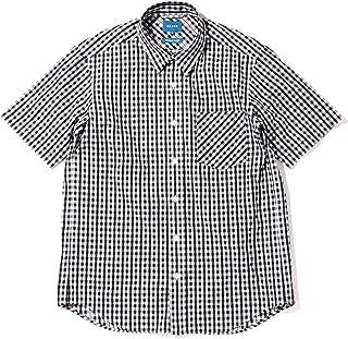 [ビームス] 半袖シャツ ギンガムチェック ショートスリーブ シャツ メンズ