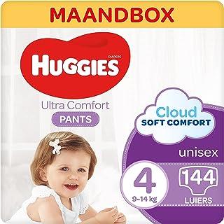 Huggies Ultra Comfort Pants maat 4 (36 x 4) 144 luierbroekjes