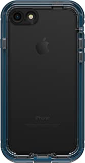 LifeProof NÜÜD SERIES Waterproof Case for iPhone 7 (ONLY) - Retail Packaging - MIDNIGHT INDIGO (INDIGO/BLAZER BLUE/CLEAR)