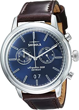Shinola Detroit The Bedrock 42mm - 20065290