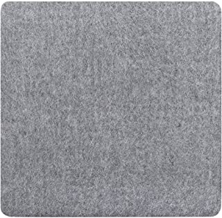 Ullfilt strykbräda, ull strykmatta quiltning pressdyna, ull strykmatta för precision quiltad järnbräda för täcken (33 x 35...